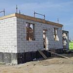 Фундамент,  Подьем Домов,  Кладка блока и кирпича в Сморгони