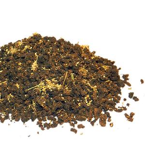 Иван-чай черный гранулированный ферментированный с таволгой,  100 г.