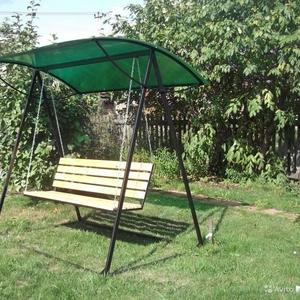 Предлагаем качели садовые