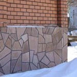Обицовка и укладка Натурального камня