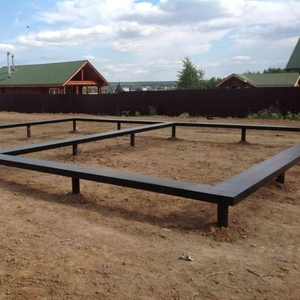 Фундамент на сваях установим в Сморгони и районе