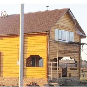Дом-Баня из бруса готовые срубы с установкой-10 дней недорого Сморгонь