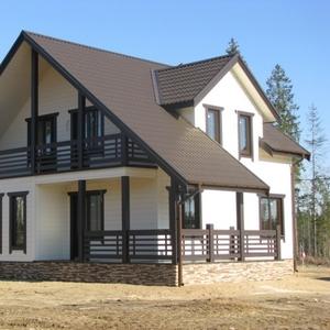 Производство и строительство каркасных домов. Сморгонь