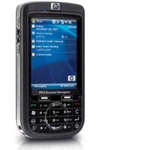 HP iPAQ 614 (черный) б/у,  в идеальном состоянии