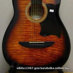 Продаю болгарскую акустическую фолк-гитару AS-39