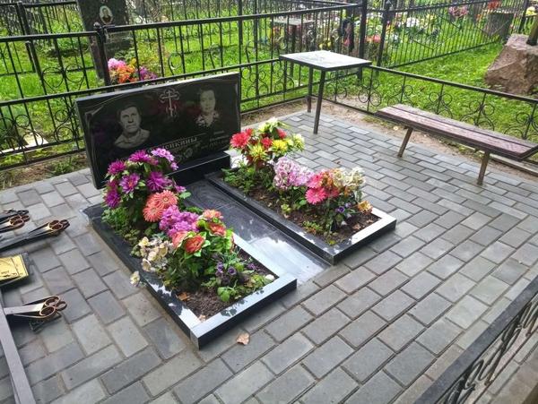 Памятники,  ограды,  благоустройство. Сморгонь и рн 6