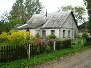 Продаётся дом, деревянный, обложен кирпичом